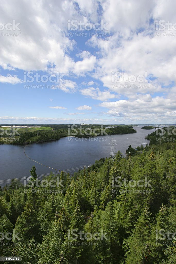 Magnificient Nature royalty-free stock photo