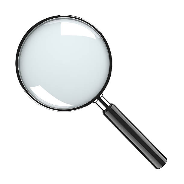 Image result for stock photo magnifying glass free