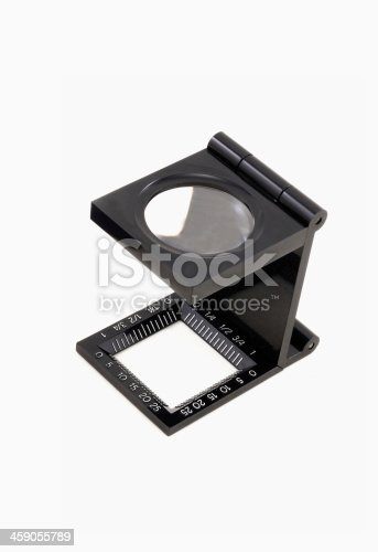 185257431 istock photo Magnifying glass in isolated. 459055789