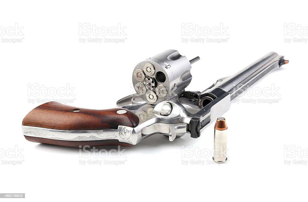 Magnum 44 royalty-free stock photo
