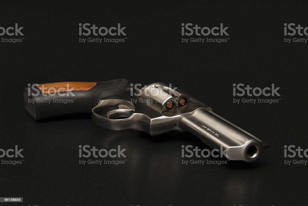 .357 magnum - foto de stock