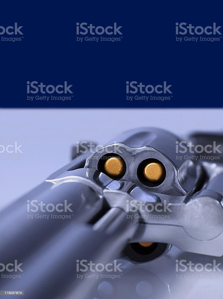 .357 revólver Magnum - foto de stock