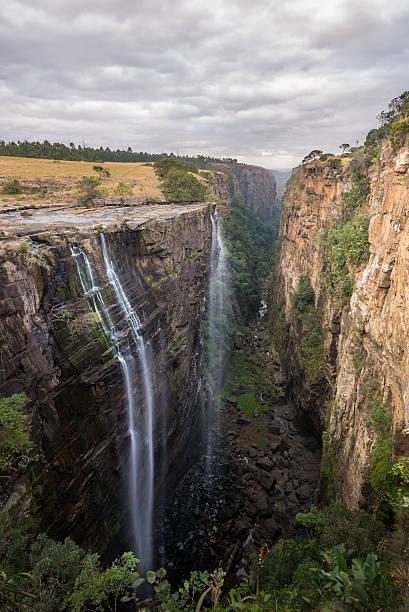 Magwa Waterfall gorge – Foto