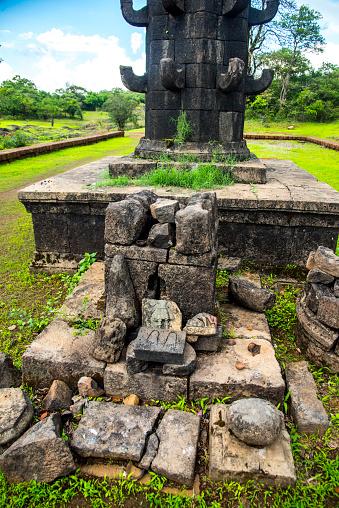 Maharashtra Historical Place Rangana Fort WESTERN Border Western Ghat Beautiful View