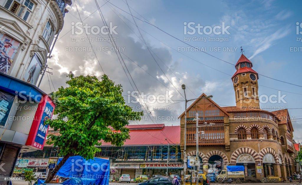 Mahatma Jyotiba Phule Mandai stock photo