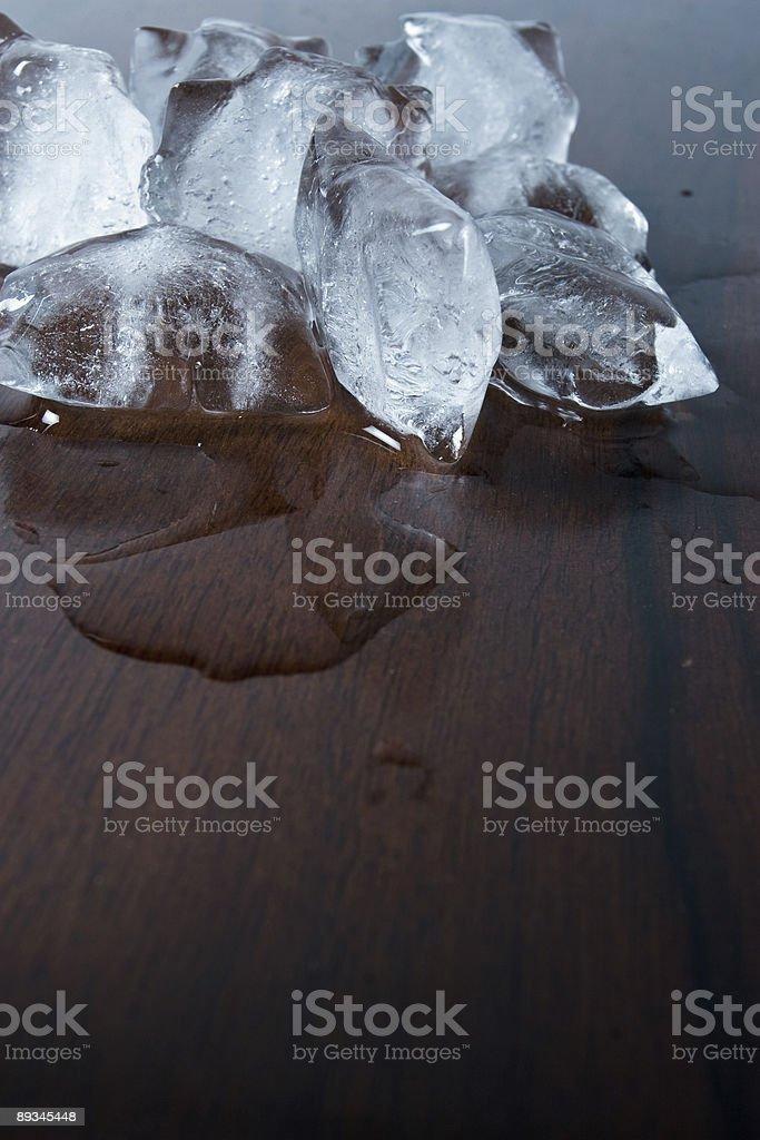 Mahon Ice stock photo