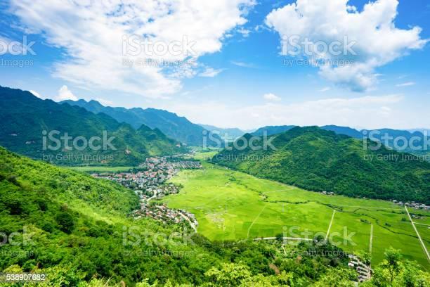 Photo of Mai Chau Valley, Hoa Binh province, VietNam