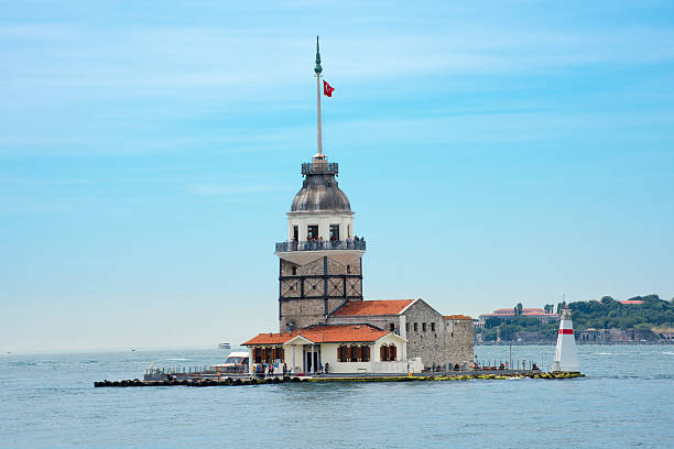 Maiden's Tower in Istanbul – Foto