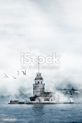 Maiden's Tower Istanbul - Turkey