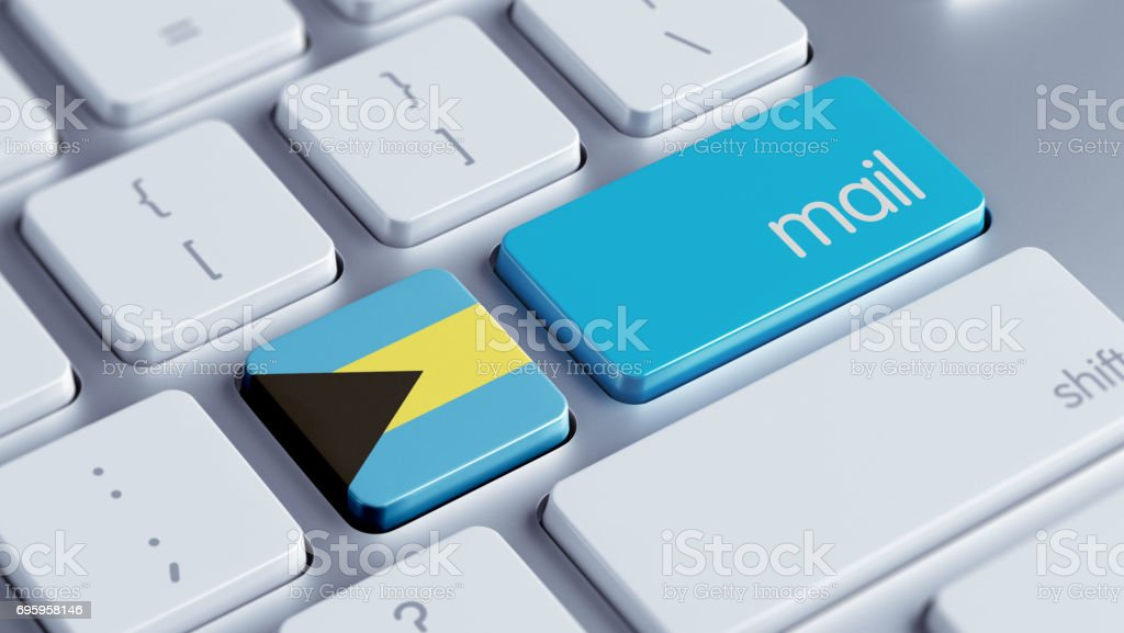 Mail Concept stock photo
