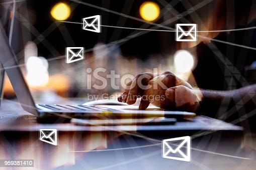 860524646 istock photo Mail 959381410