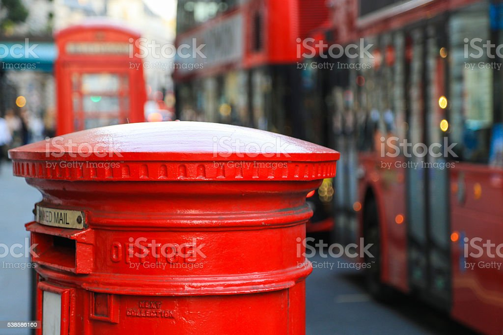 Mail Slot, London - England , letterbox in london. stock photo