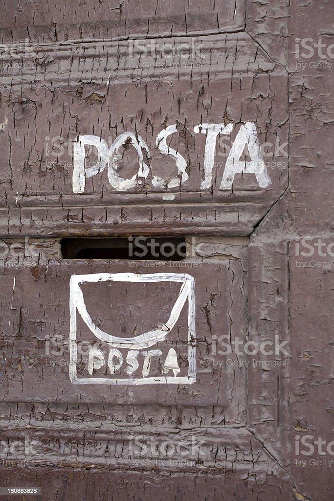 mailbox image royalty-free stock photo