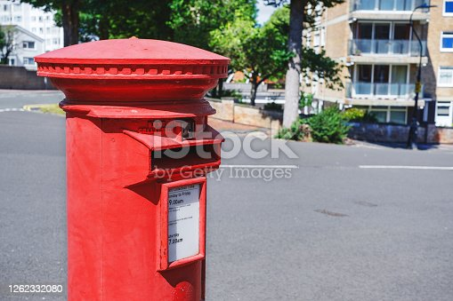 Mailbox in the UK