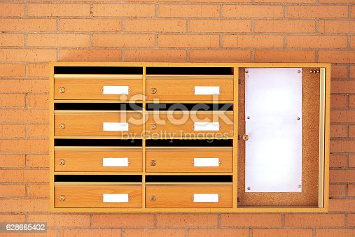 istock Mailboxes 628665402