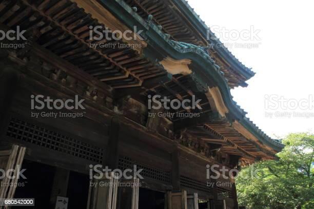 Main hall of kencho ji in kamakura kanagawa japan picture id680542000?b=1&k=6&m=680542000&s=612x612&h=okyh3l0zljynkdk7ukgvmwezbwgsur2headfe8av2t0=
