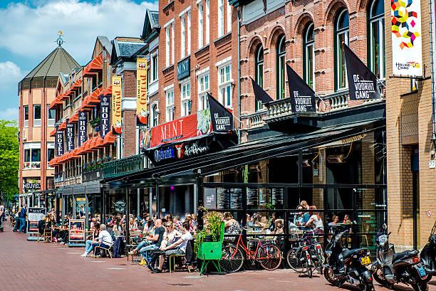 main square of eindhoven - eindhoven city stockfoto's en -beelden