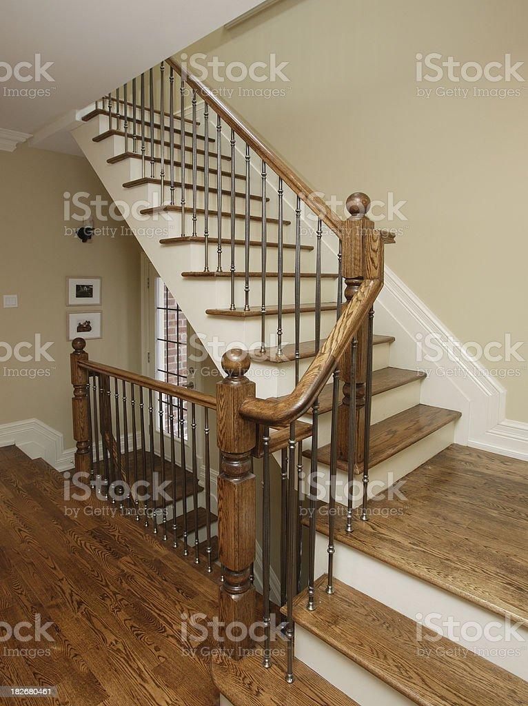 Main Stairway royalty-free stock photo