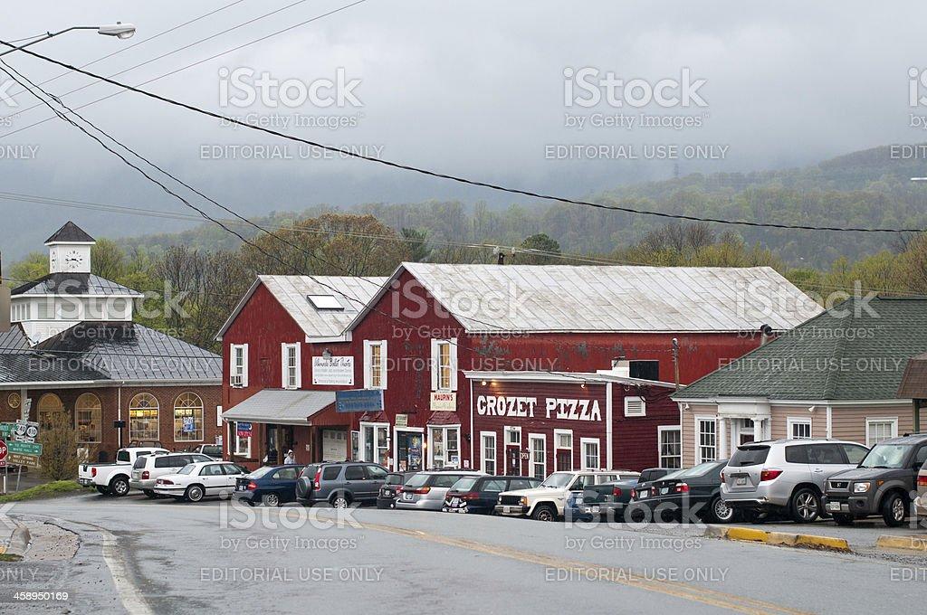 Main Steet stock photo