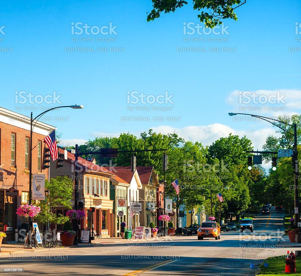 Main Street in – Foto