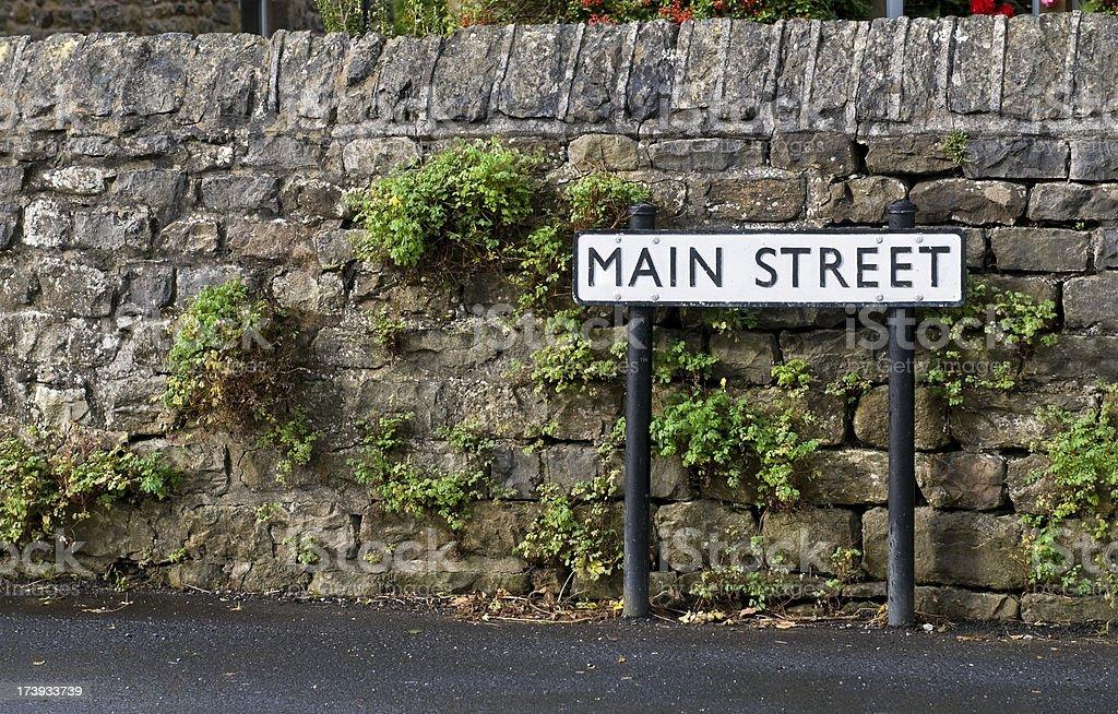 Main Street – Foto