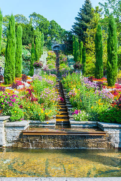 Mainau island at Bodensee, Germany – Foto