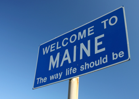 Entering MaineMore Maine images