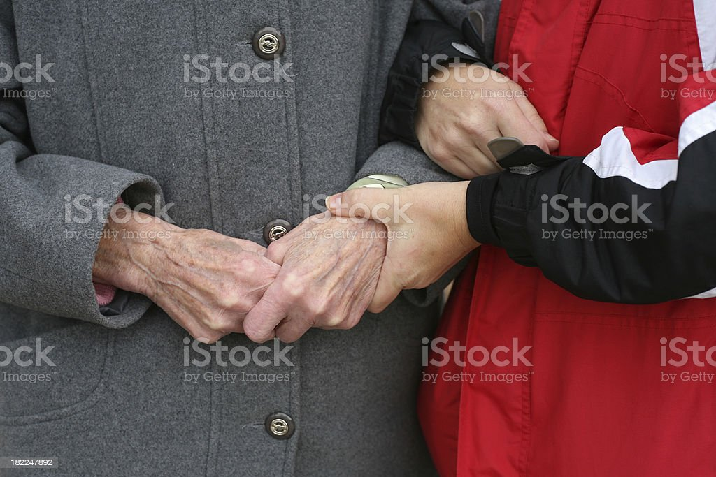 maintain and support royalty-free stock photo