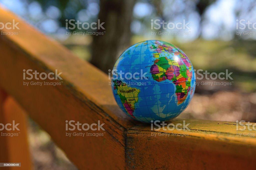 Maintenance and environmental protection stock photo