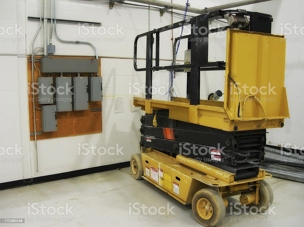 Maintenance Equipment royalty-free stock photo