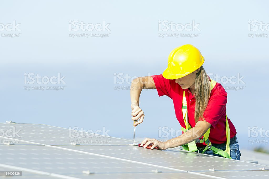 Maintenance royalty-free stock photo
