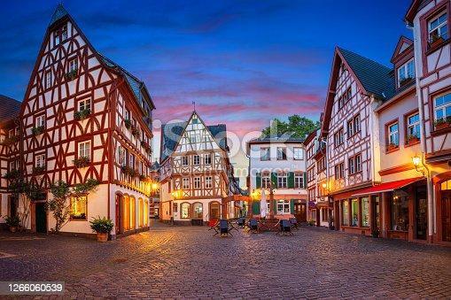 istock Mainz, Germany. 1266060539