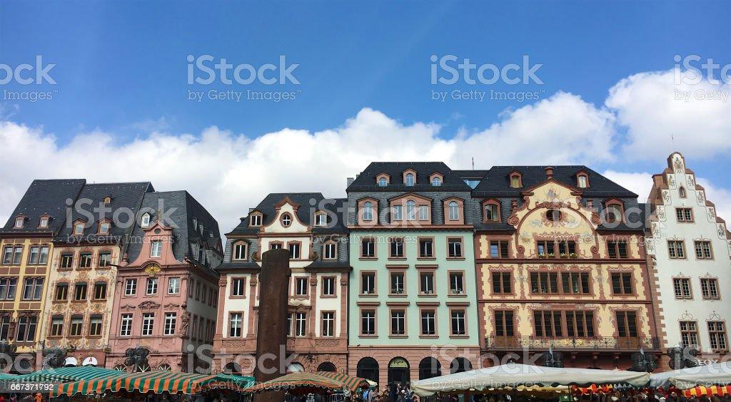 Mainz, Germany stock photo