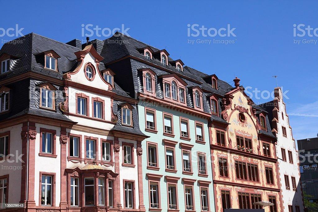 Mainz stock photo