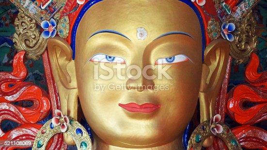 istock Maitreya buddha 521108069