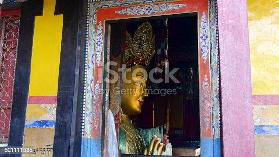 istock Maitreya buddha 521111535