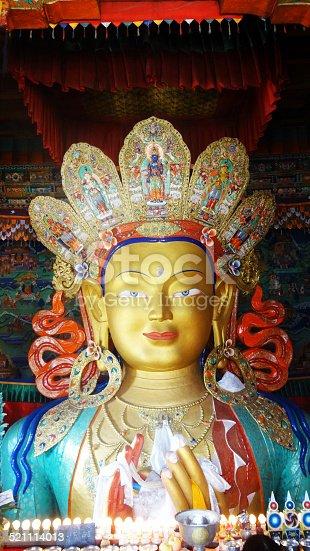 istock Maitreya buddha 521114013
