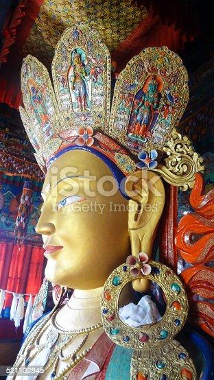 istock Maitreya buddha 521132845