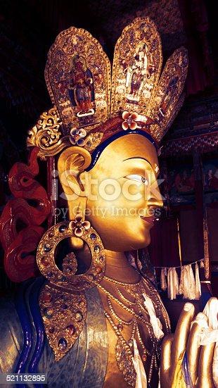 istock Maitreya buddha 521132895