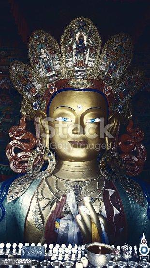 istock Maitreya buddha 521139559