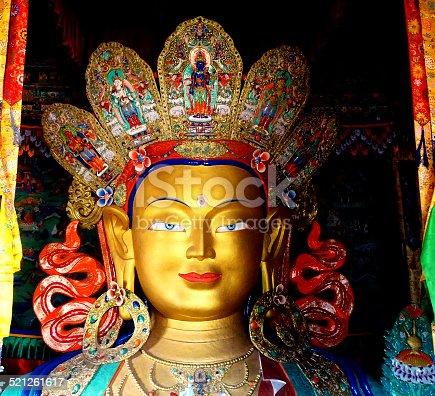 istock Maitreya buddha 521261617