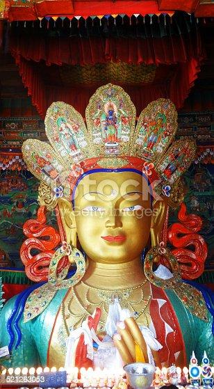 istock Maitreya buddha 521263053