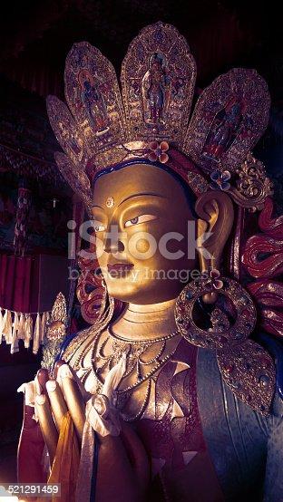 istock Maitreya buddha 521291459