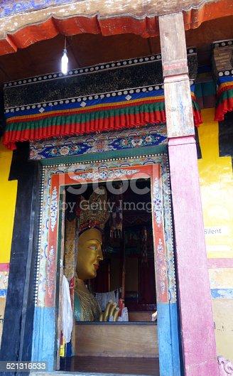 istock Maitreya buddha 521316533