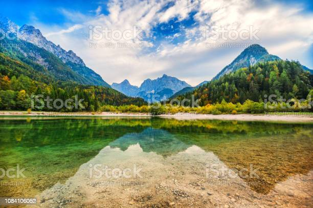 Photo of Majestic Clean Lake In Switzerland