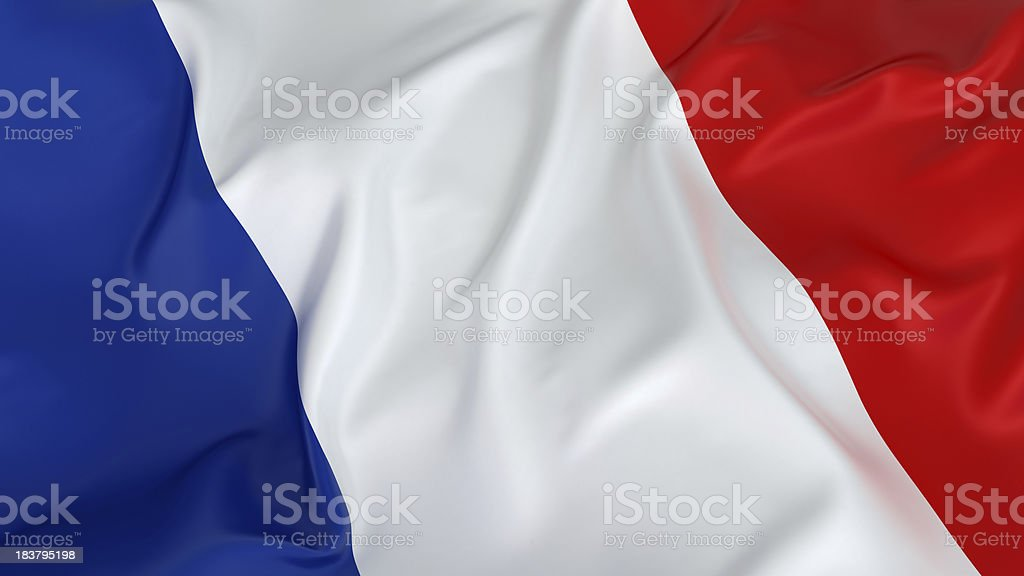 Majestic Drapeau français - Photo