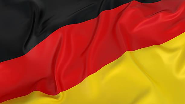 majestic brillant, drapeau allemand - drapeau allemand photos et images de collection