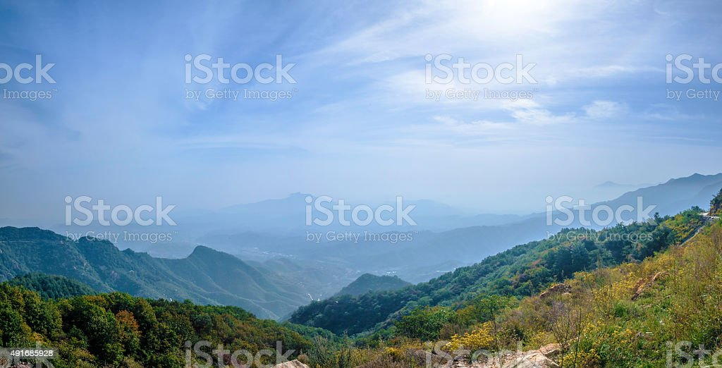 Majestätische Berge – Foto