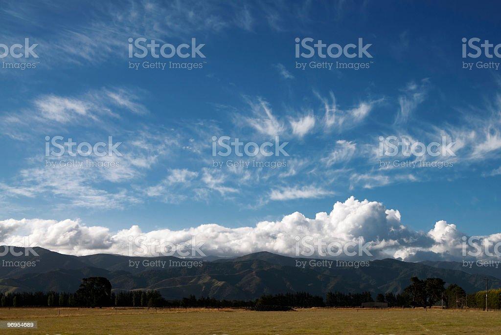 Majestic Mountains royalty-free stock photo