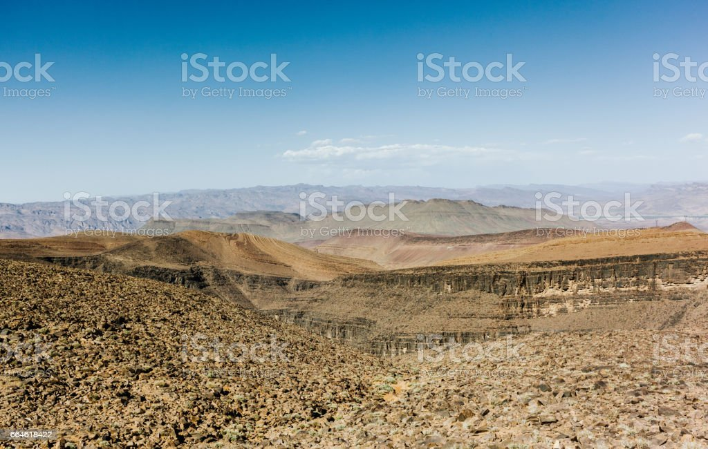 Majestic overview stock photo
